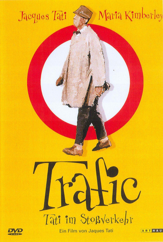 jacques tati, 'trafic'