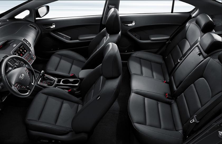 Kia Cerato 2017 New Interior Style Design Kia Toyota Corolla Car Seats