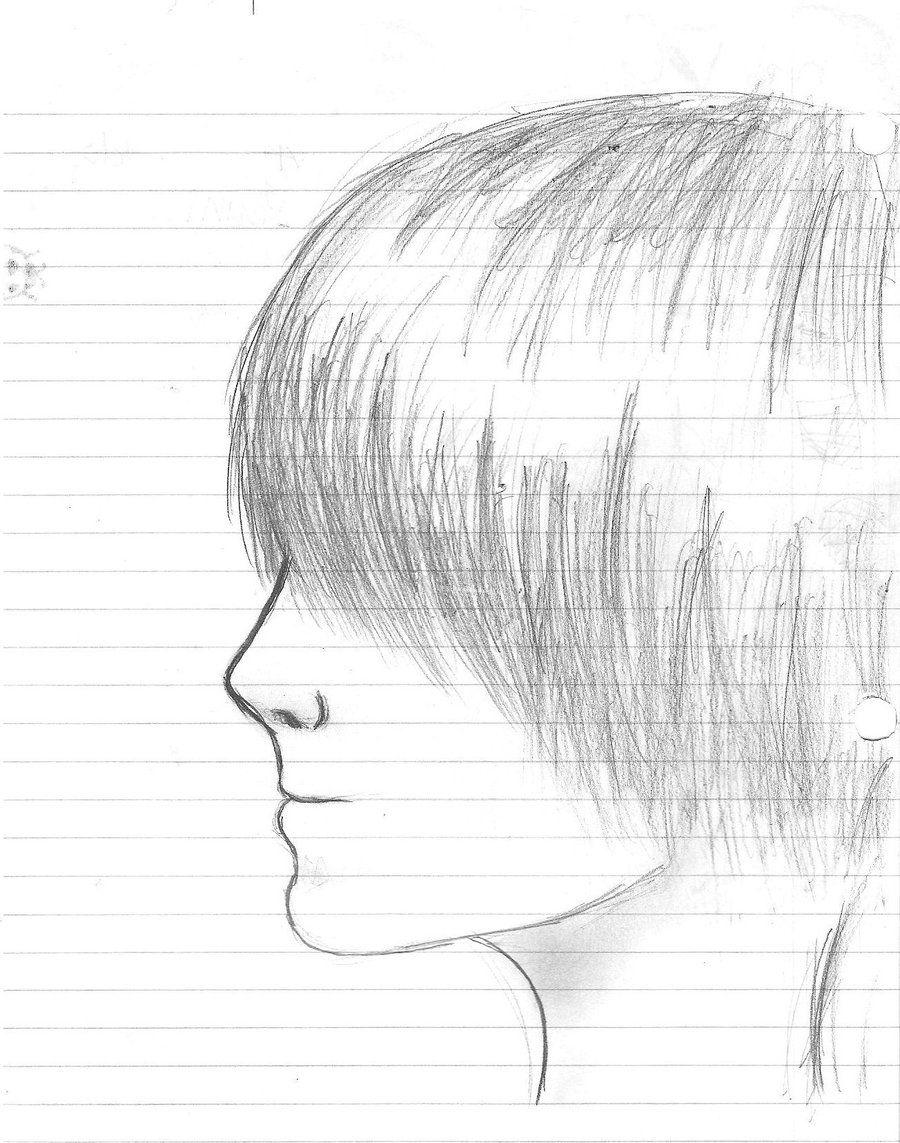 Emo drawing ramdom emo profile by krazygrrl traditional art