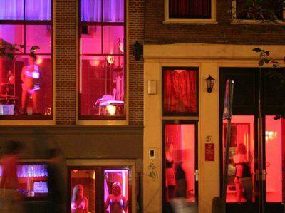 Gay brothel amsterdam
