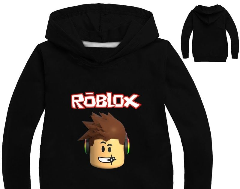 On Sale Kids Hoodies Roblox Boys Sweatshirt Long Sleeve Boys