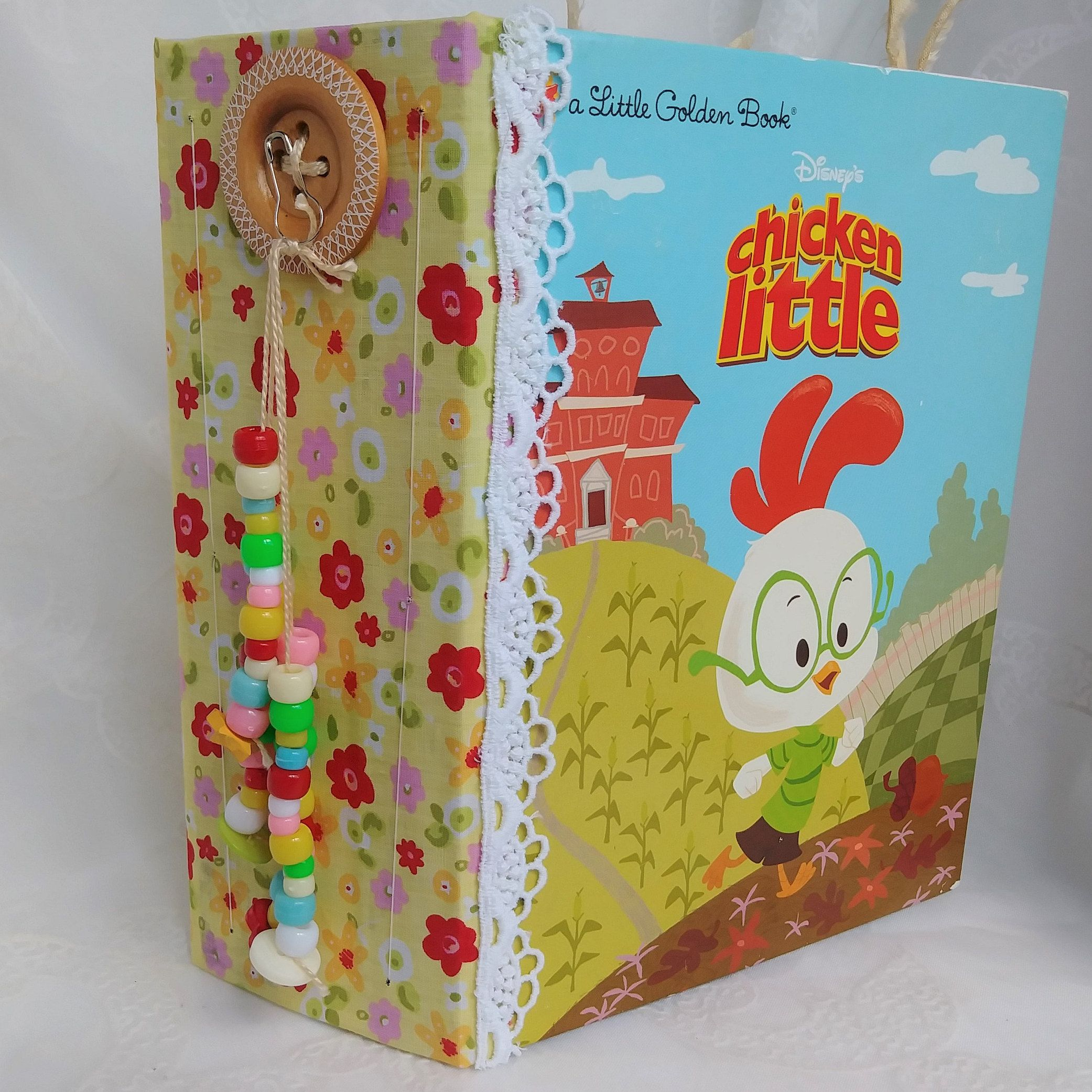 Pin By Ro-Ro George On A Little Golden Book Junk Journal