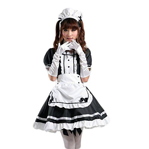 Pin By Samuel Matsuno On Cosplay French Maid Costume Maid Fancy