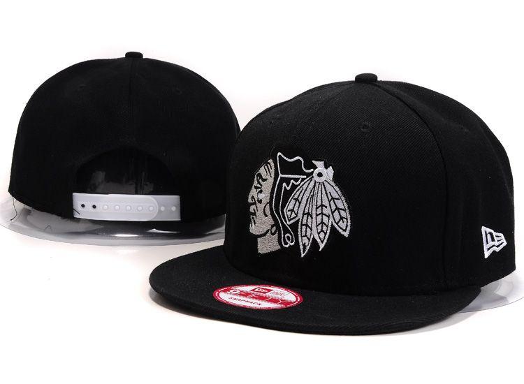 NHL Chicago Blackhawks Snapback Hat (16)  d2687a20b7a3