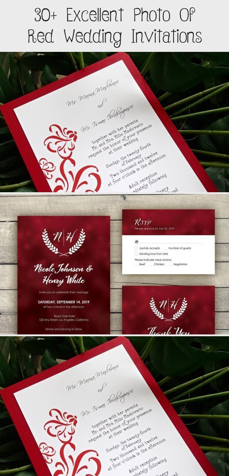 30+ Excellent Photo of Red Wedding Invitations Red Wedding Invitations Vintage H...  30+ Excellent Photo of Red Wedding Invitations Red Wedding Invitations Vintage H…  30+ Excellent  #excellent #Invitations #Photo #red #Vintage #Wedding