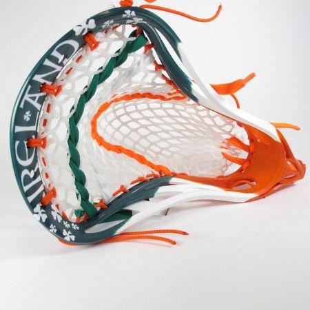 Ireland Dyed Lacrosse Head Mens Lacrosse Lacrosse Gear Lacrosse