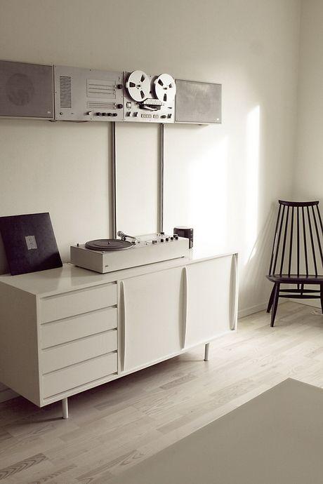 tg 60 tape recorder designed by dieter rams 1965 architecture interior pinterest. Black Bedroom Furniture Sets. Home Design Ideas