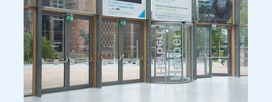 Taskmaster Doors Ltd Birmingham West Midlands & T Series Glazed Metal Doorsets and Screens   Taskmaster Doors Ltd ...
