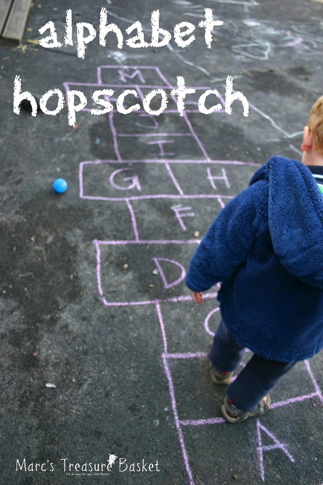 Kids Outside Activities Outdoor Games