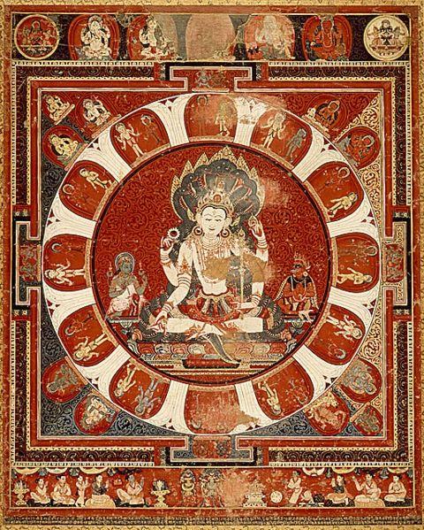 Vishnu-Mandala