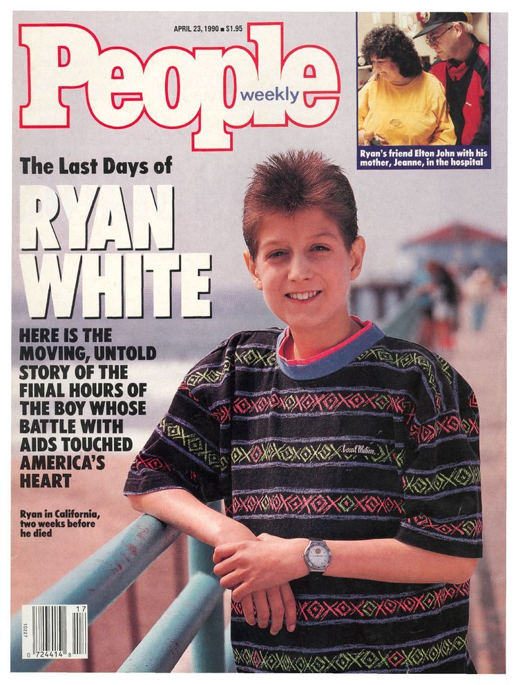 the story of a young teenagers life who got raped and infected with hiv Ryan white, my own story an excerpt from a touching tale of a courageous young man, his battle against fear and hatred, and his fight to educate the public about aids grades:.