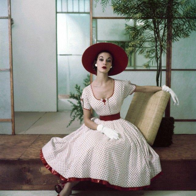 Jean, June 1952 by dovima_is_devine_II, via Flickr