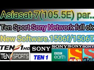 1506g NEW SOFTWARE SONY OK AUTOROLL POWERVU SOFTWARE HELLO FRIENDS