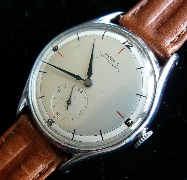 2a198f942c5 Moeris Relógios Antigos