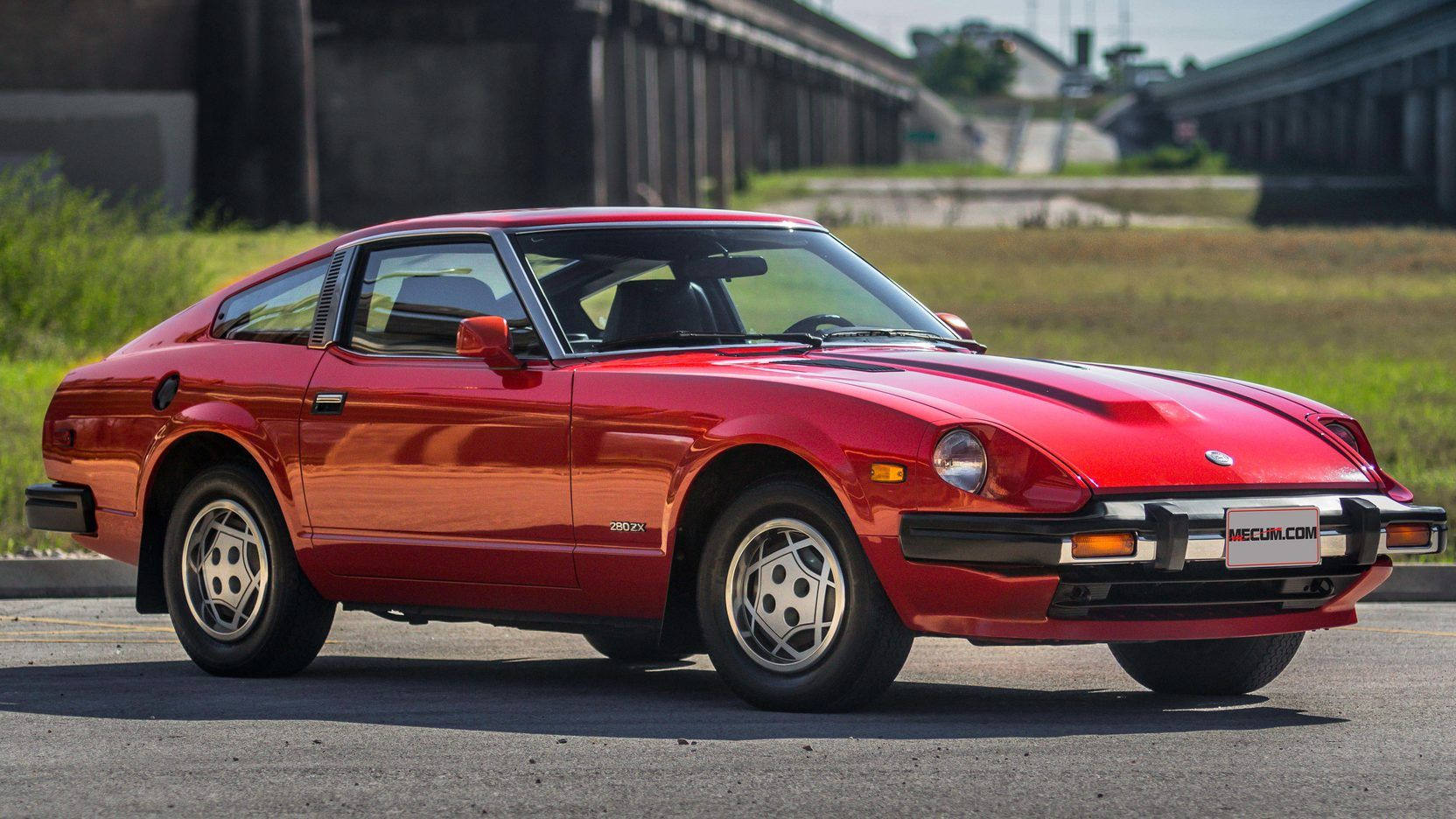 1979 datsun 280 zx presented as lot t156 at houston tx
