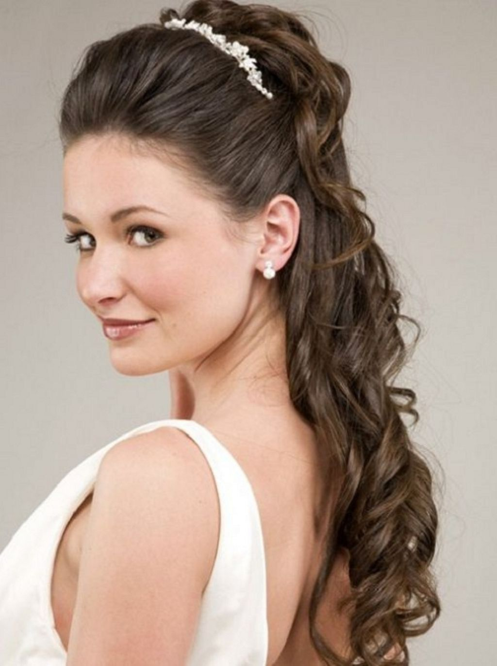 20 Gorgeous Wedding Hairstyles For Long Hair: 20 Beautiful Wedding Hairstyles For Long Hair