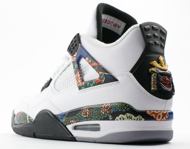 Air Jordan 4 Custom