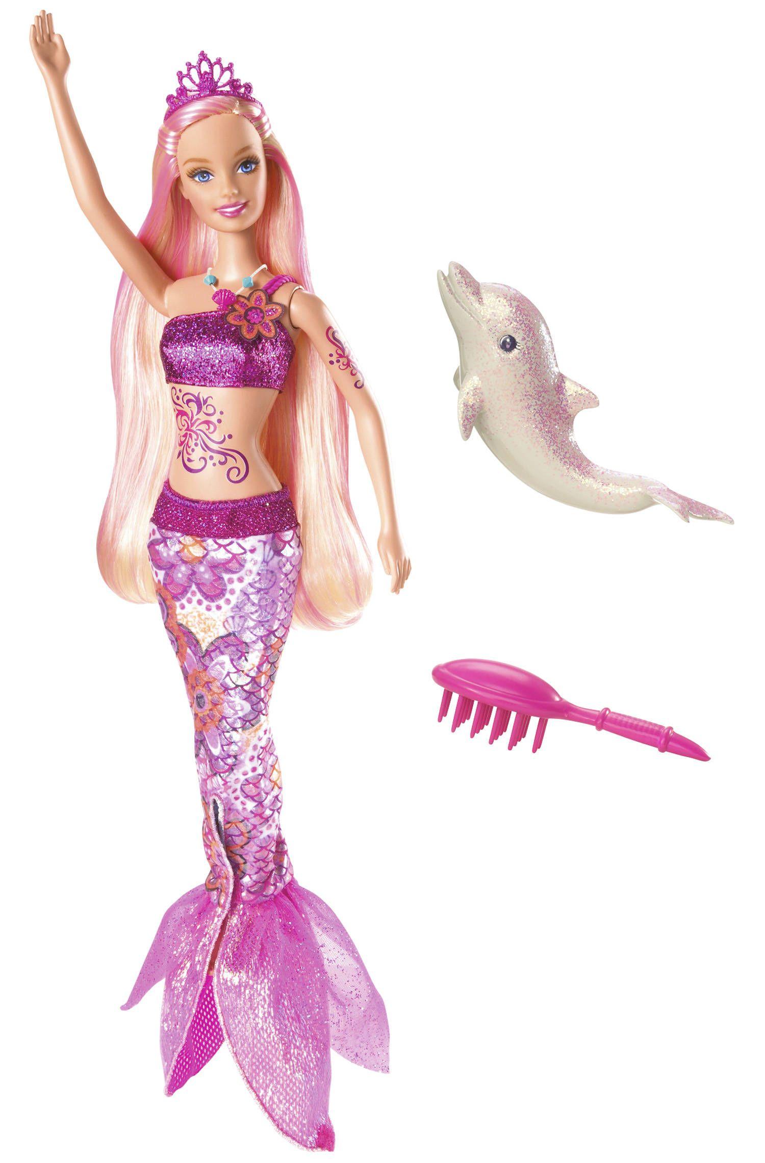 Uncategorized Barbie In A Mermaid Tale Dolls dolls barbie in a mermaid tale merliah doll barbie