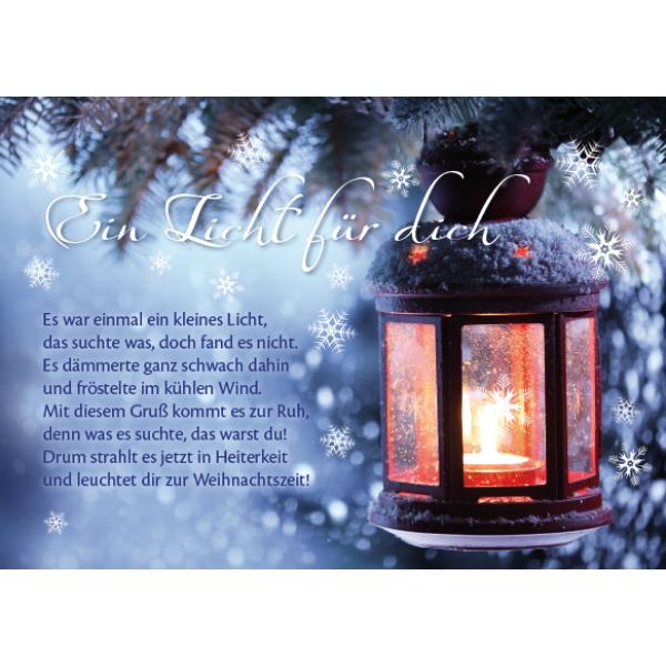 ein licht f r dich f r dich lichtlein und weihnachten. Black Bedroom Furniture Sets. Home Design Ideas