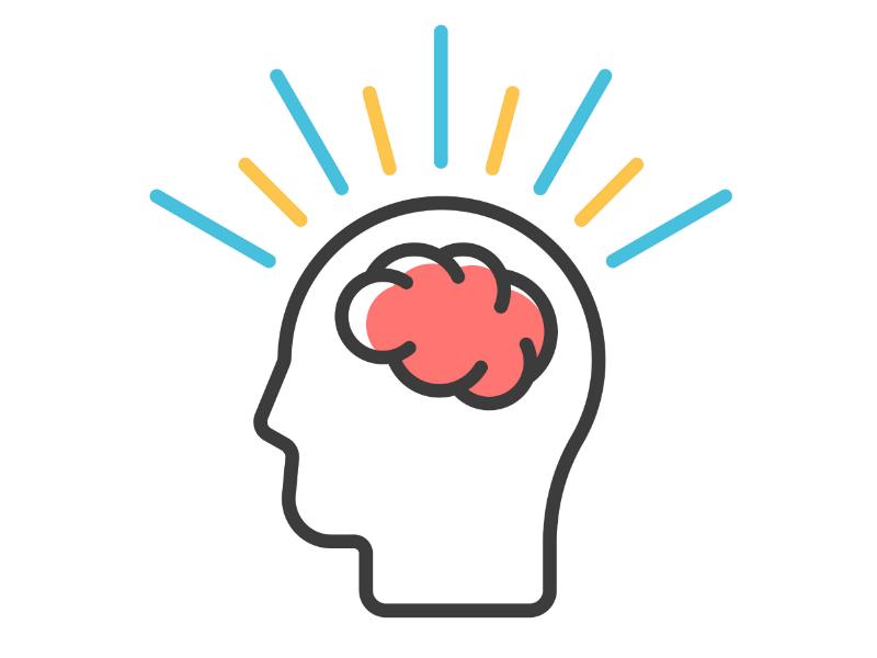 5 Simple Ways To Boost Our Intelligence Brain Logo Book Art Logo Design
