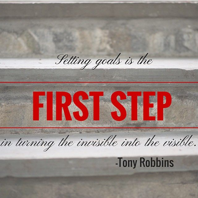 Whether you're goal is to walk the red carpet of the #metgala or be the CEO of your family, first steps make your vision visible.  #goals #goalsetting #realestate #realtor #reexpert