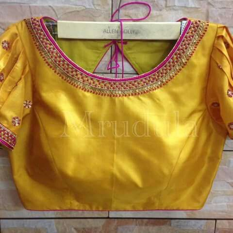 simple work work pinterest blouse designs saree and