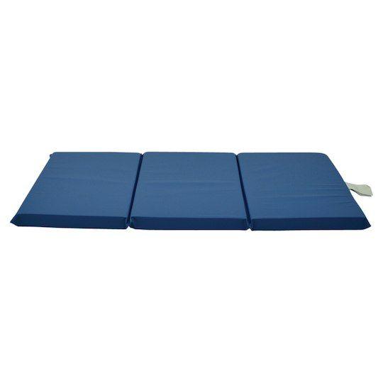 Mahar Standard 2 X 24 X 48 3 Section Blue Rest Mat Products Creative Colour Mat 10 Soft Flooring