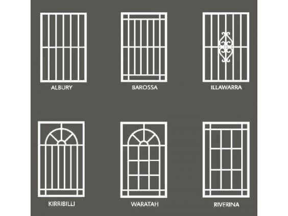 Our Security Doors And Windows Are Custom Made To Suit Your Premises. We  Have A Range Of High Strength Steel Security Doors With Optional Fly  Screens.