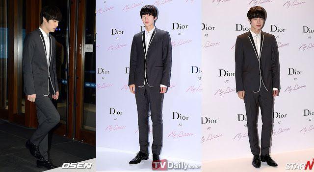 Korea Model모델 /Idol아이돌: 【NEWS】Dior Pop Up Project