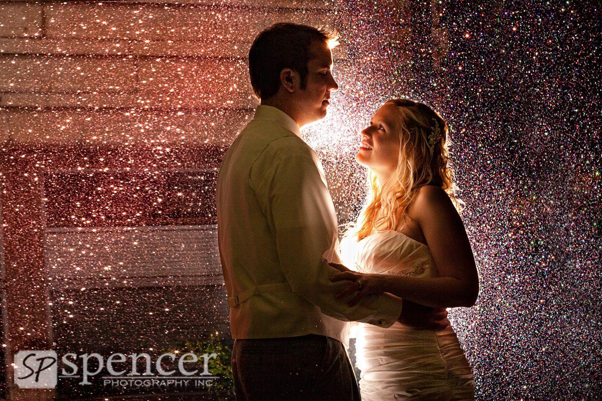 Kristen LOVES glitter!!