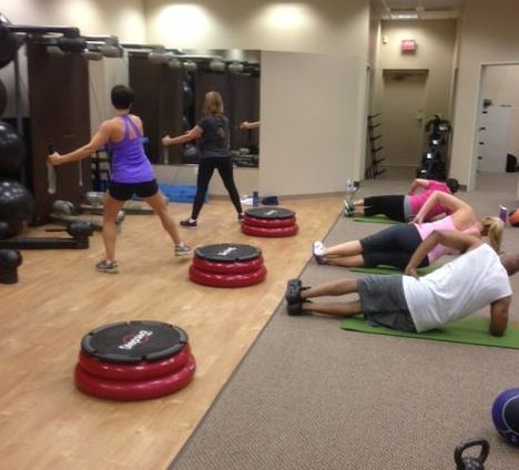 Try Kinesis A Total Body Workout That Works Fitness Body Total Body Workout Workout