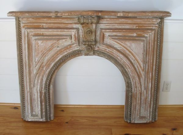 Dream Mantle On Craigslist Great 19th Century Fireplace Mantle