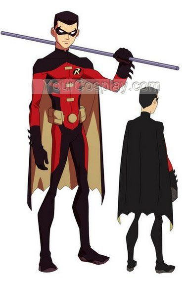 young just tim drake costume, New Arrival Costumes, Cosplay Costumes