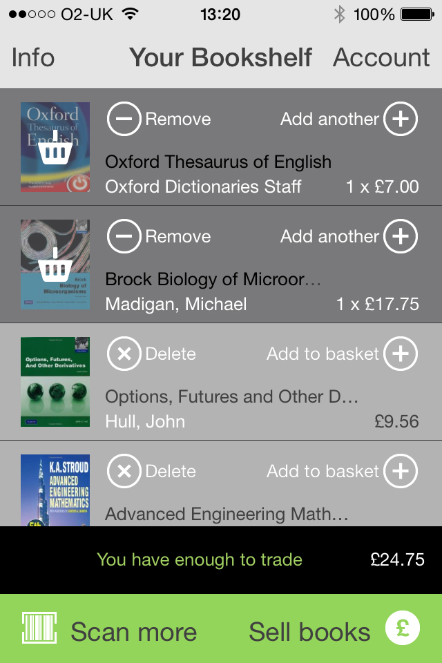 Turn your textbooks into more. Download the Fatbrain app