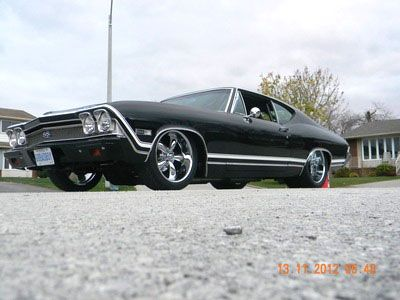 Pro Touring Cars For Sale >> 1968 Chevelle Pro Touring Muscle Cars Cars Chevy Chevelle