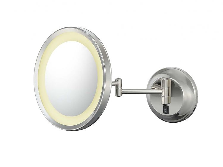 Kimball Young 924 Series 5x Hardwired Led Lighted Makeup Mirror