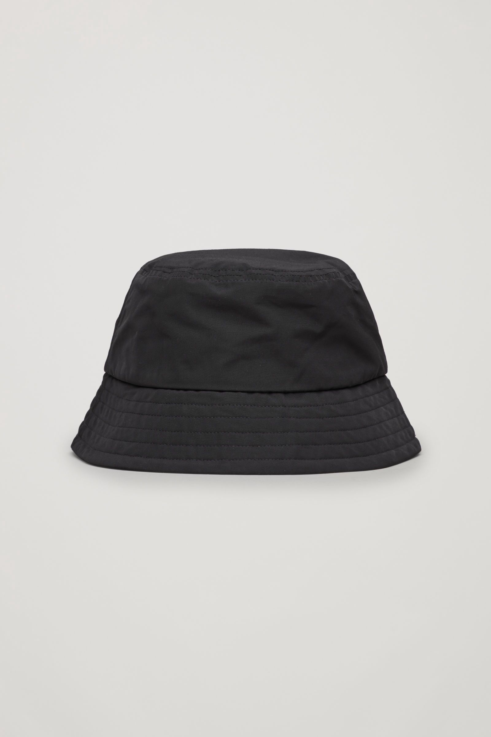 8f72fa227f9 Cos Bucket Hat - Black L Xl