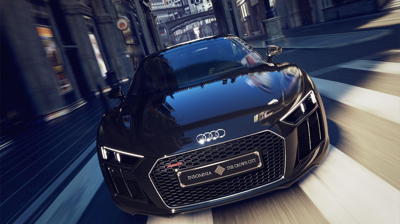 Pin By Bernadeau On Ffxv Final Fantasy Xv Buy Audi Super Cars