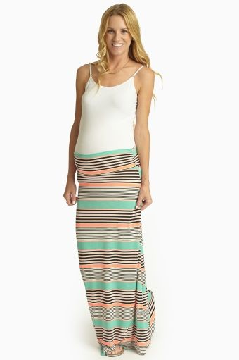37f526e5362d2 Newest Maternity Clothes From PinkBlush Maternity. Newest Maternity Clothes  From PinkBlush Maternity Maternity Maxi Skirts, Striped ...
