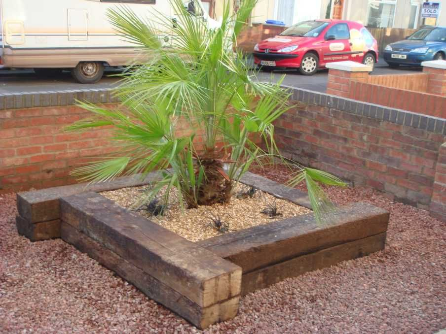 Garden Design Using Railway Sleepers what a great way to use sleepers | my favourite gardens