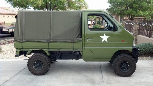 Suzuki carry ute 4x4 for sale