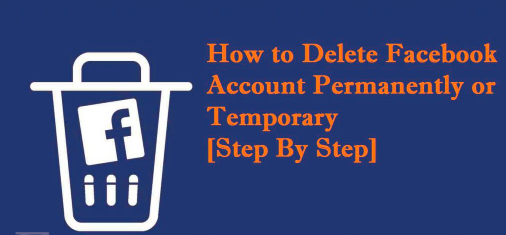How to Delete An Facebook Account
