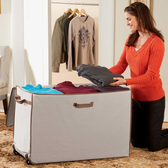 Great Storing Winter Clothes