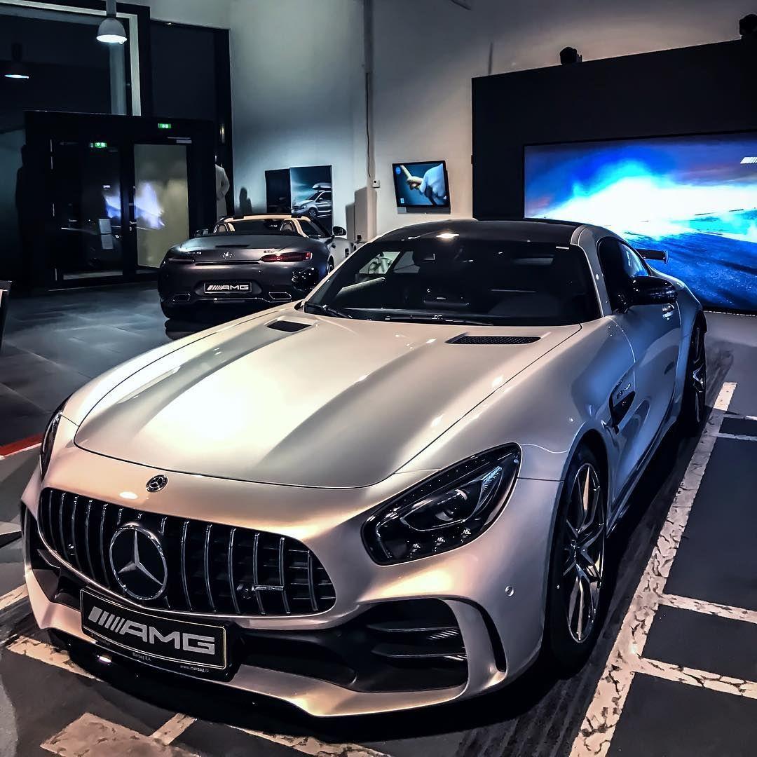 Mercedes Car, 4 Door Sports