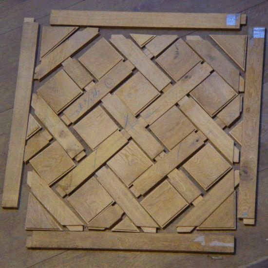parquet de versailles is a style of hardwood flooring that prevails at the chateau de versailles this illustrates how the elements oak