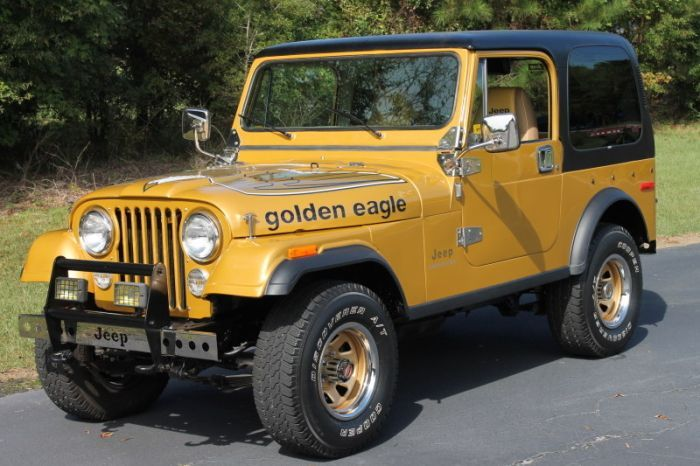 Jeep Cj Wrangler In 2020 Jeep Cj Jeep Cj5 Jeep Cj7 For Sale