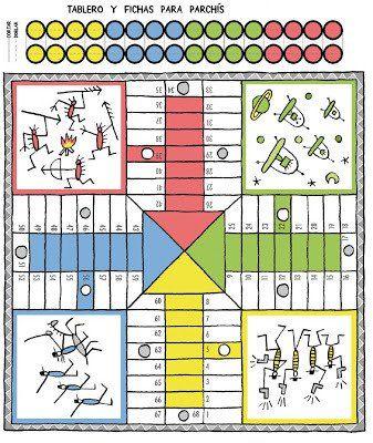Juegos De Mesa Para Imprimir Taringa Juegos De Mesa Juegos