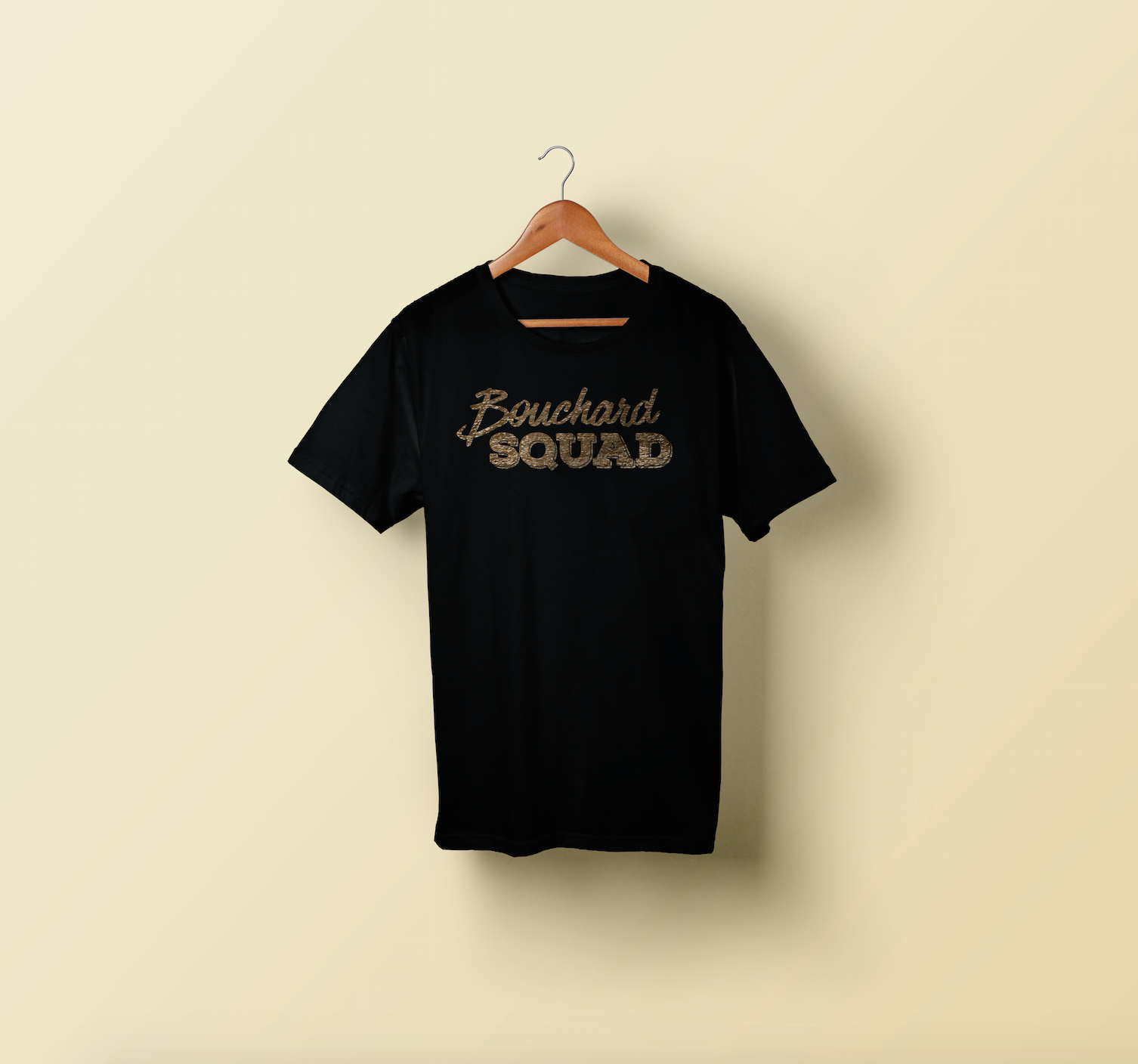 Bouchard Squad Limited Edition T-Shirt (PRE-ORDER **Ships in early April 2016**)