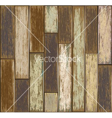 Old paint wood texture seamless background vector on VectorStock® #woodtextureseamless Old paint wood texture seamless background vector on VectorStock® #woodtextureseamless