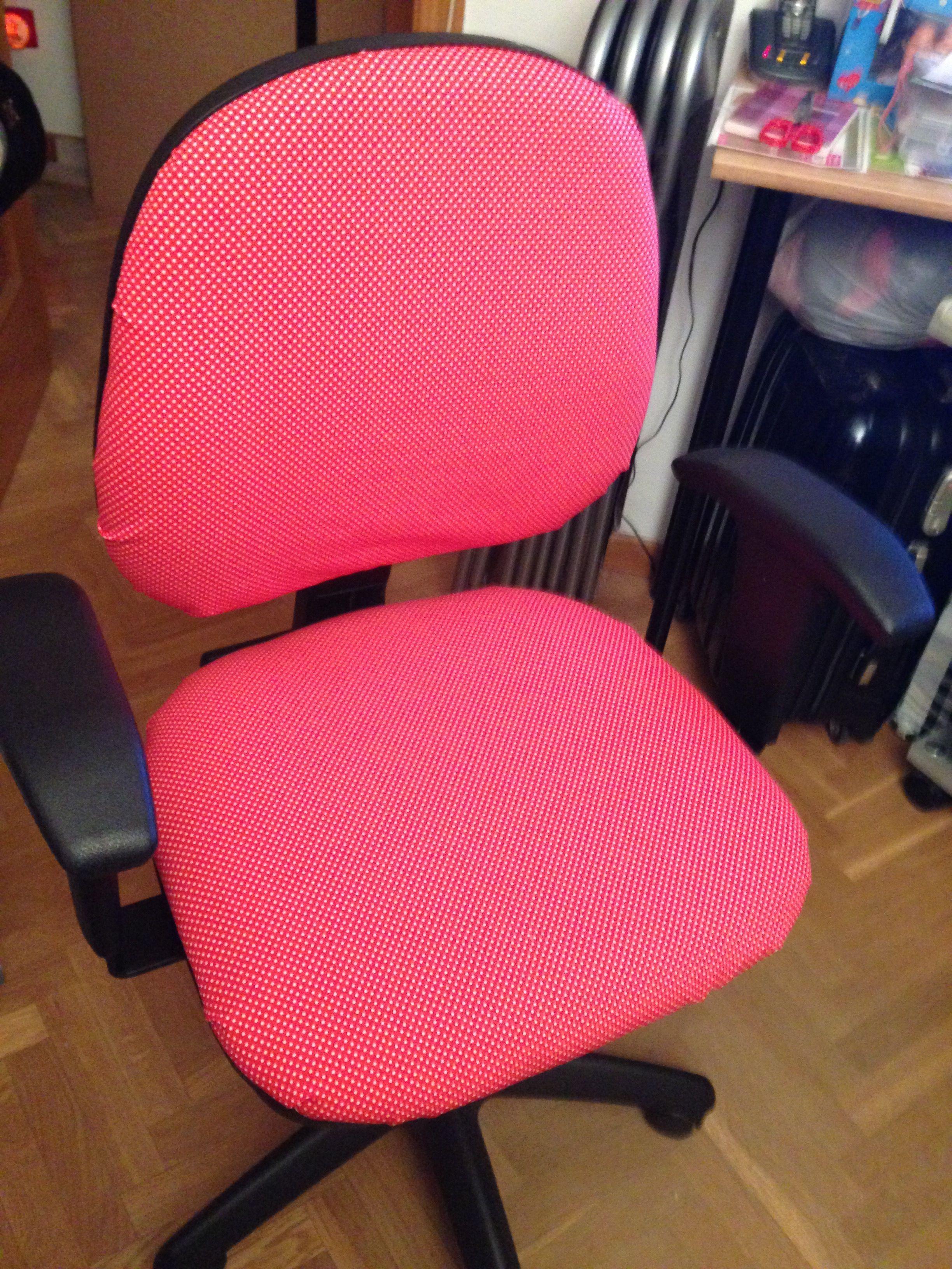 tapizar silla de oficina!! #Productividad | Productividad en 2019 ...